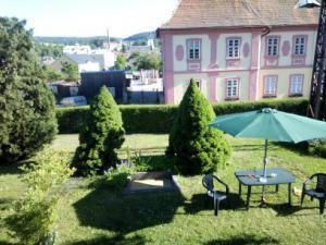 U Blanky - U Blanky-pohled z balkonu