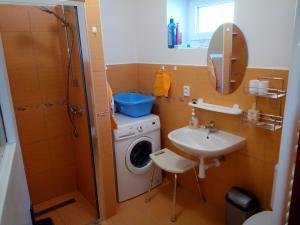 U Blanky - U Blanky-koupelna s wc