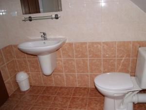 Libínské sedlo - Koupelna