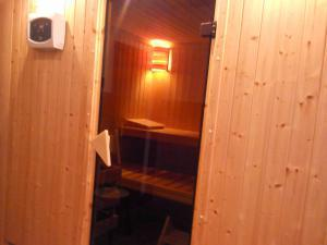 Libínské sedlo - Sauna