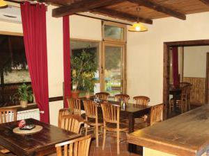 Penzion a restaurace U Čerta Čtyřkoly - restaurace