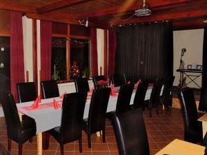 Penzion a restaurace U Čerta Čtyřkoly - spol. místnost