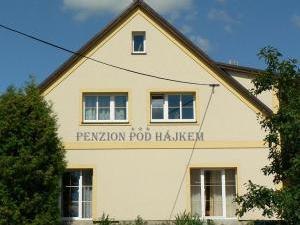 Penzion Pod Hájkem s farmářským stravováním