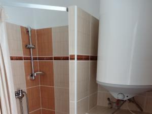 Chalupa U Bendů - sprchový kout