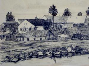 Chalupa U Bendů - historie rok 1943