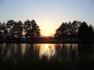 Chalupa U Bendů - u rybníka